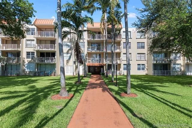 13100 SW 92nd Ave A-308, Miami, FL 33176 (#A11063249) :: Dalton Wade