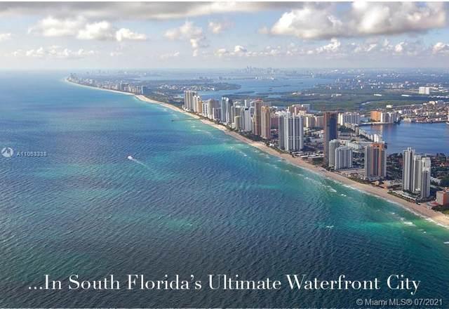 17550 Collins #1003, Sunny Isles Beach, FL 33160 (#A11063338) :: Dalton Wade