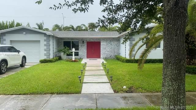 8721 SW 80th St, Miami, FL 33173 (MLS #A11063386) :: Equity Advisor Team