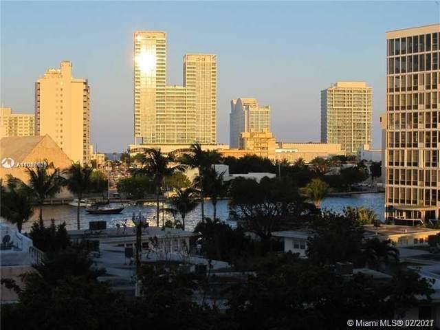 6900 Bay Dr 5G, Miami Beach, FL 33141 (#A11063565) :: Dalton Wade