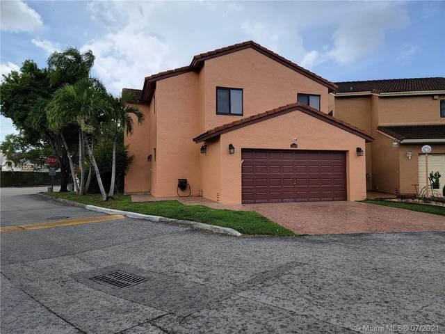 13208 SW 10th Ln, Miami, FL 33184 (MLS #A11063641) :: Equity Advisor Team