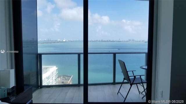 460 NE 28th St #1902, Miami, FL 33137 (MLS #A11063722) :: The Howland Group