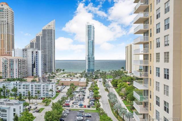 231 174th St #1817, Sunny Isles Beach, FL 33160 (MLS #A11063909) :: Onepath Realty - The Luis Andrew Group
