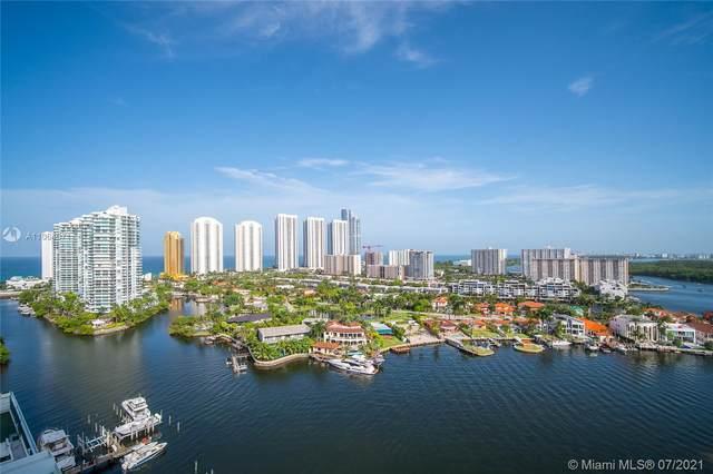400 Sunny Isles Blvd #1908, Sunny Isles Beach, FL 33160 (MLS #A11064071) :: Green Realty Properties