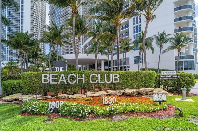 1830 S Ocean Dr #3002, Hallandale Beach, FL 33009 (#A11064409) :: Dalton Wade