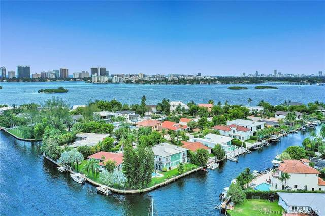 13300 Biscayne Bay Ter, North Miami, FL 33181 (MLS #A11064451) :: Equity Realty