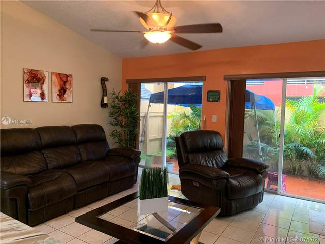 1867 SW 122nd Pl, Miami, FL 33175 (MLS #A11064536) :: Team Citron