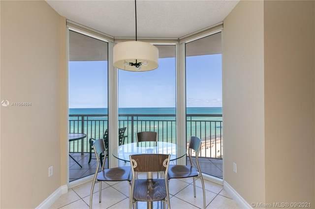 17375 Collins Ave #1002, Sunny Isles Beach, FL 33160 (MLS #A11064594) :: All Florida Home Team