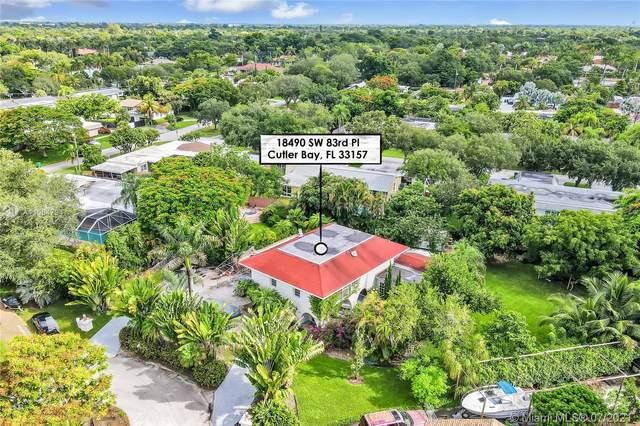 18490 SW 83rd Pl, Cutler Bay, FL 33157 (MLS #A11064794) :: Prestige Realty Group