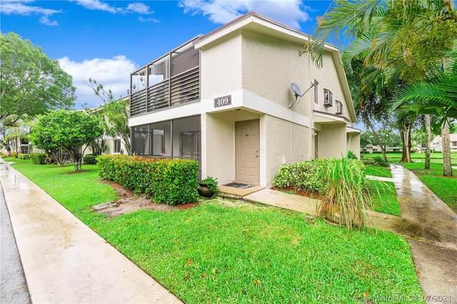 409 Gardens Dr #102, Pompano Beach, FL 33069 (MLS #A11064883) :: Vigny Arduz | RE/MAX Advance Realty