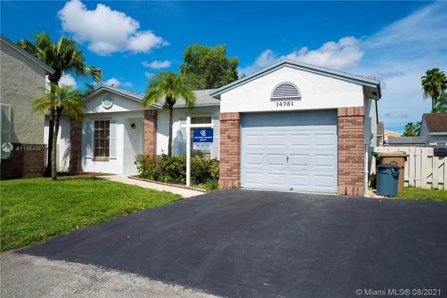 14751 N Beckley Sq, Davie, FL 33325 (MLS #A11064887) :: Douglas Elliman