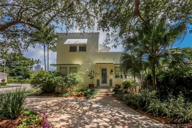 1555 Monroe St, Hollywood, FL 33020 (MLS #A11065069) :: Prestige Realty Group