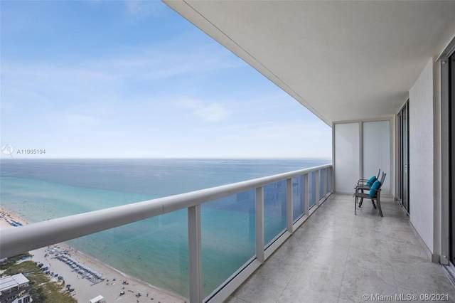 1830 S Ocean Dr #3011, Hallandale Beach, FL 33009 (#A11065104) :: Posh Properties