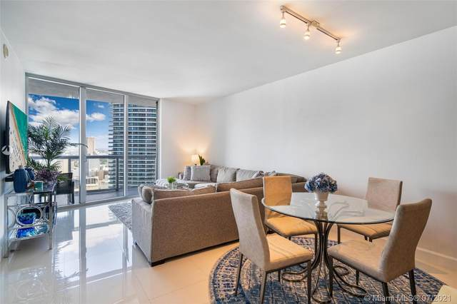 465 Brickell Ave #3806, Miami, FL 33131 (MLS #A11065232) :: The Howland Group