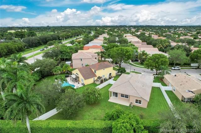 2250 NW 145TH AV, Pembroke Pines, FL 33028 (MLS #A11065373) :: All Florida Home Team