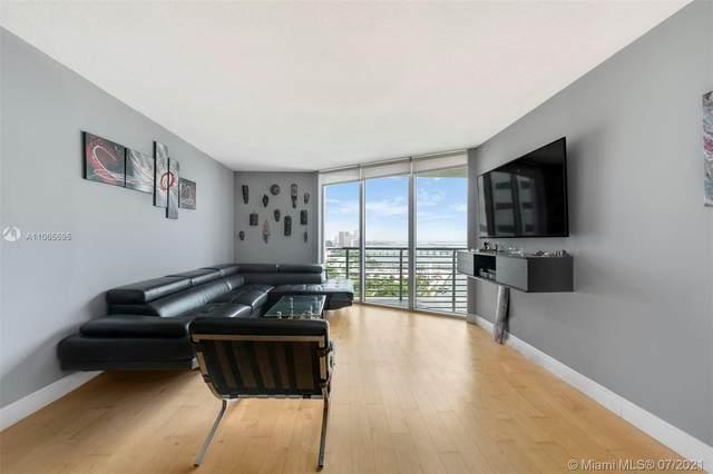 325 S Biscayne Blvd #3418, Miami, FL 33131 (#A11065695) :: Dalton Wade