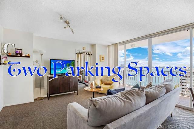 7601 E Treasure Dr #1422, North Bay Village, FL 33141 (MLS #A11065807) :: Green Realty Properties