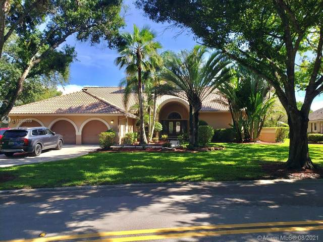 12049 N Eagle Trace Blvd N, Coral Springs, FL 33071 (MLS #A11066039) :: The Rose Harris Group