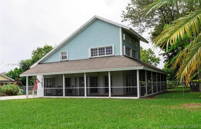 16721 SW 278th St, Homestead, FL 33031 (MLS #A11066256) :: Equity Advisor Team