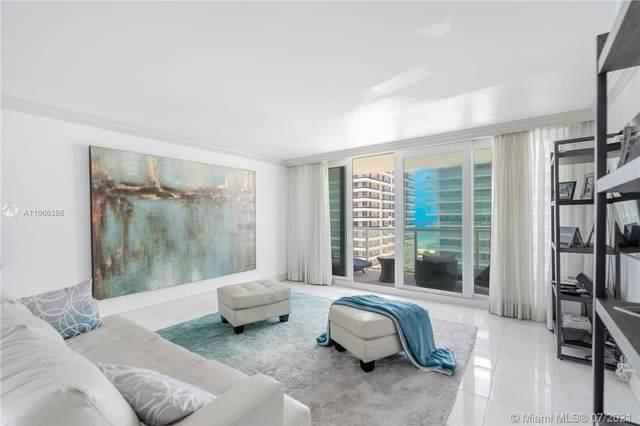 5750 Collins Ave 10G, Miami Beach, FL 33140 (#A11066398) :: Dalton Wade