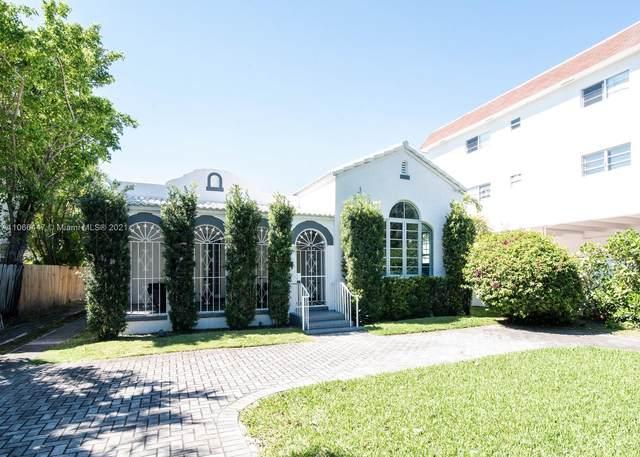 1836 Jefferson Ave, Miami Beach, FL 33139 (MLS #A11066447) :: Castelli Real Estate Services