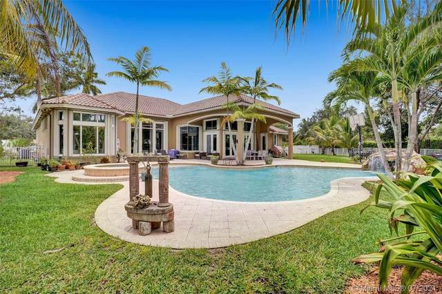13702 NW 11th Ct, Pembroke Pines, FL 33028 (MLS #A11066692) :: All Florida Home Team