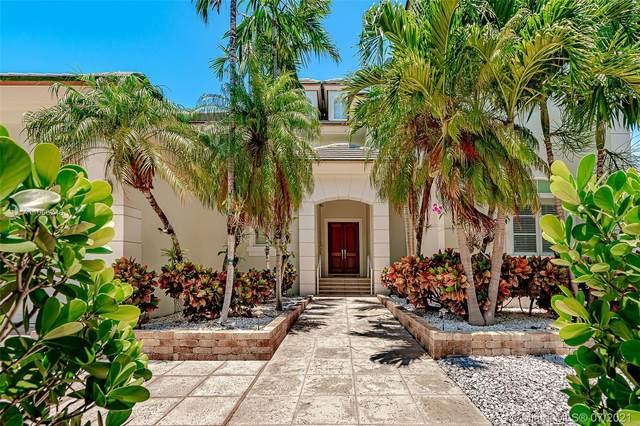 442 Woodcrest Rd, Key Biscayne, FL 33149 (MLS #A11066748) :: Re/Max PowerPro Realty