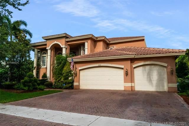 4142 SW 188th Ave, Miramar, FL 33029 (MLS #A11066875) :: Berkshire Hathaway HomeServices EWM Realty