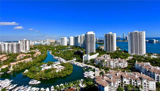2000 Island Blvd #2610, Aventura, FL 33160 (MLS #A11066893) :: Berkshire Hathaway HomeServices EWM Realty