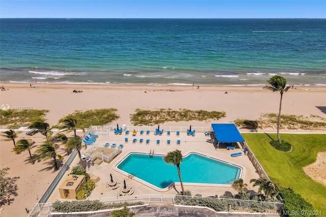 4050 N Ocean Dr #1103, Lauderdale By The Sea, FL 33308 (MLS #A11066953) :: Natalia Pyrig Elite Team   Charles Rutenberg Realty