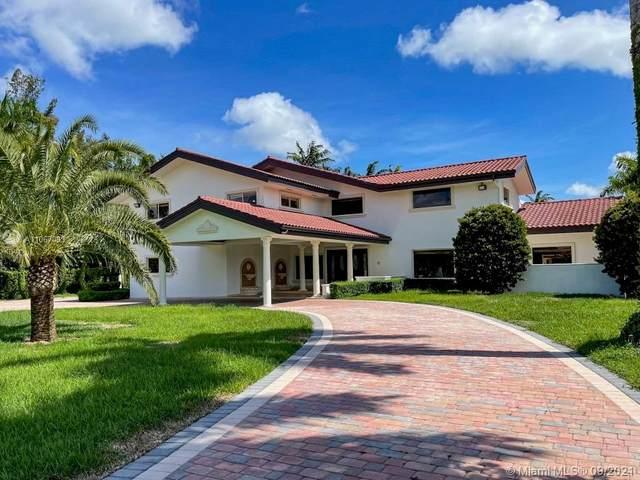 12230 SW 46th St, Miami, FL 33175 (MLS #A11067083) :: Castelli Real Estate Services