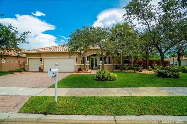 1171 SW 189th Ter, Pembroke Pines, FL 33029 (MLS #A11067213) :: Prestige Realty Group
