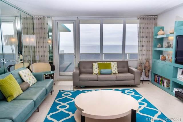 3725 S Ocean Dr #502, Hollywood, FL 33019 (MLS #A11067392) :: Green Realty Properties