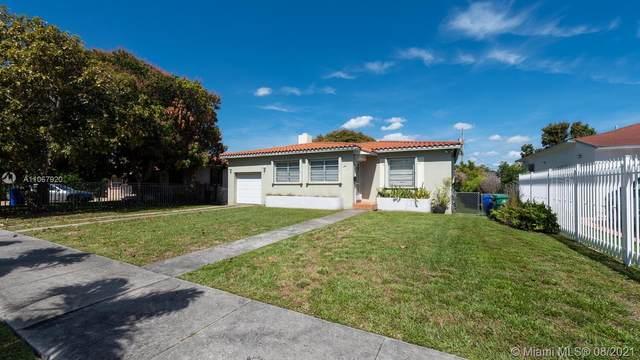 1655 SW 18th St, Miami, FL 33145 (MLS #A11067920) :: Prestige Realty Group