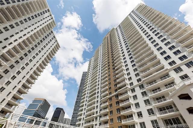 801 Brickell Key Blvd #908, Miami, FL 33131 (MLS #A11067984) :: Prestige Realty Group