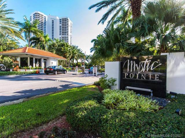 3530 Mystic Pointe Dr #1902, Aventura, FL 33180 (MLS #A11068105) :: The Howland Group