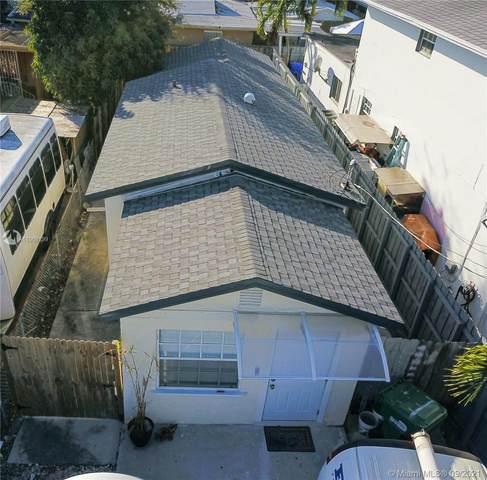 110 NW 47th Ave, Miami, FL 33126 (#A11068199) :: Posh Properties