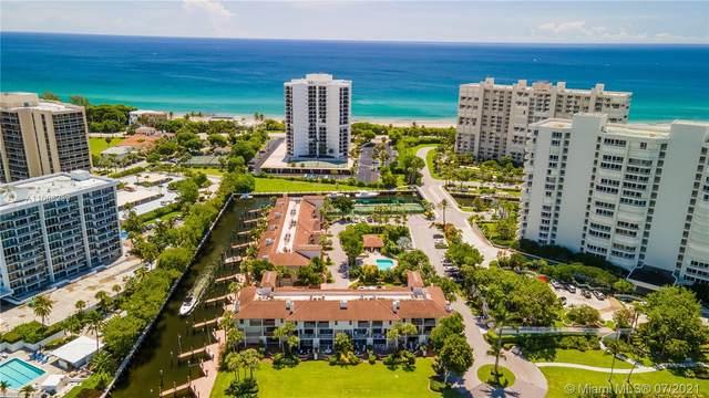 4401 N Ocean Blvd #14, Boca Raton, FL 33431 (MLS #A11068239) :: The Rose Harris Group