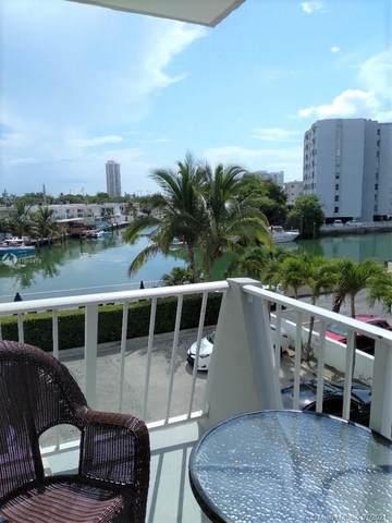 7133 Bay Dr #305, Miami Beach, FL 33141 (#A11068478) :: Dalton Wade