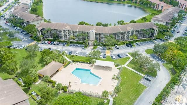 550 SW 138th Ave 406K, Pembroke Pines, FL 33027 (#A11068571) :: Dalton Wade