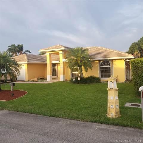 14233 SW 152nd Ct, Miami, FL 33196 (MLS #A11068646) :: Natalia Pyrig Elite Team | Charles Rutenberg Realty