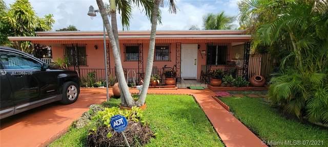 3152 NW 35th St, Miami, FL 33142 (MLS #A11068706) :: GK Realty Group LLC