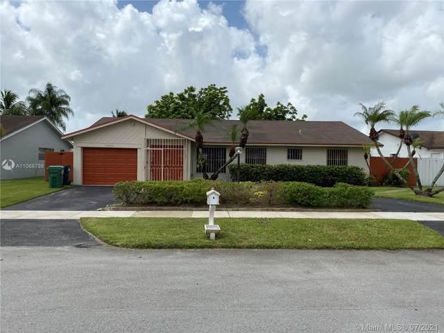 13236 SW 46th Ln, Miami, FL 33175 (MLS #A11068798) :: Prestige Realty Group