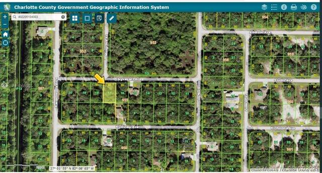 19059 Stuyvesant Ave, Port Charlotte, FL 33954 (MLS #A11068885) :: Onepath Realty - The Luis Andrew Group