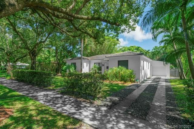 54 NE 100th St, Miami Shores, FL 33138 (MLS #A11069345) :: The Teri Arbogast Team at Keller Williams Partners SW