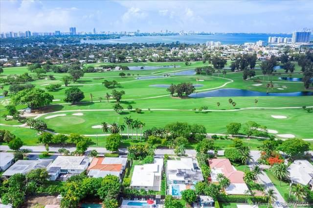 655 Fairway Dr, Miami Beach, FL 33141 (MLS #A11069355) :: The Howland Group