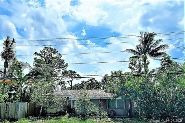 5260 Van Buren Rd, Delray Beach, FL 33484 (MLS #A11069363) :: Team Citron
