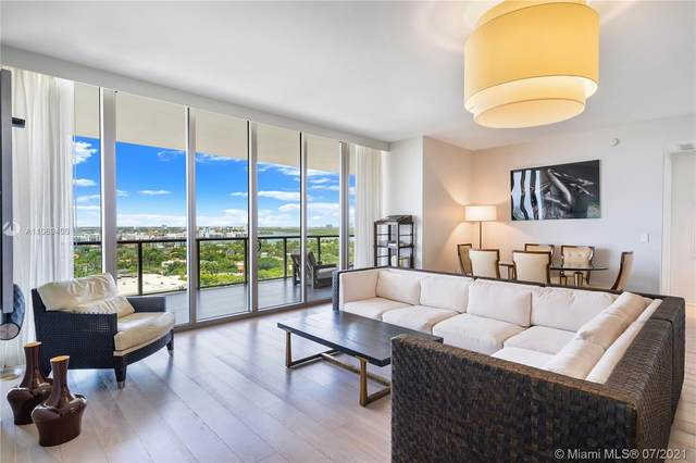9705 Collins Ave 1205N, Bal Harbour, FL 33154 (MLS #A11069400) :: Green Realty Properties