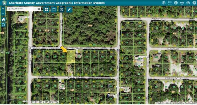 19067 Stuyvesant Ave, Port Charlotte, FL 33954 (MLS #A11069412) :: Onepath Realty - The Luis Andrew Group