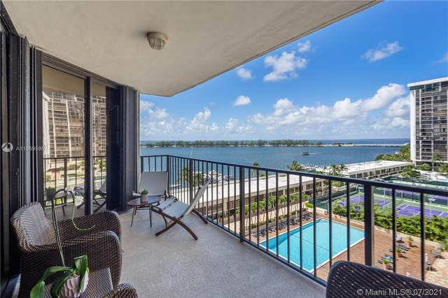 1865 Brickell Ave A913, Miami, FL 33129 (MLS #A11069595) :: The Howland Group
